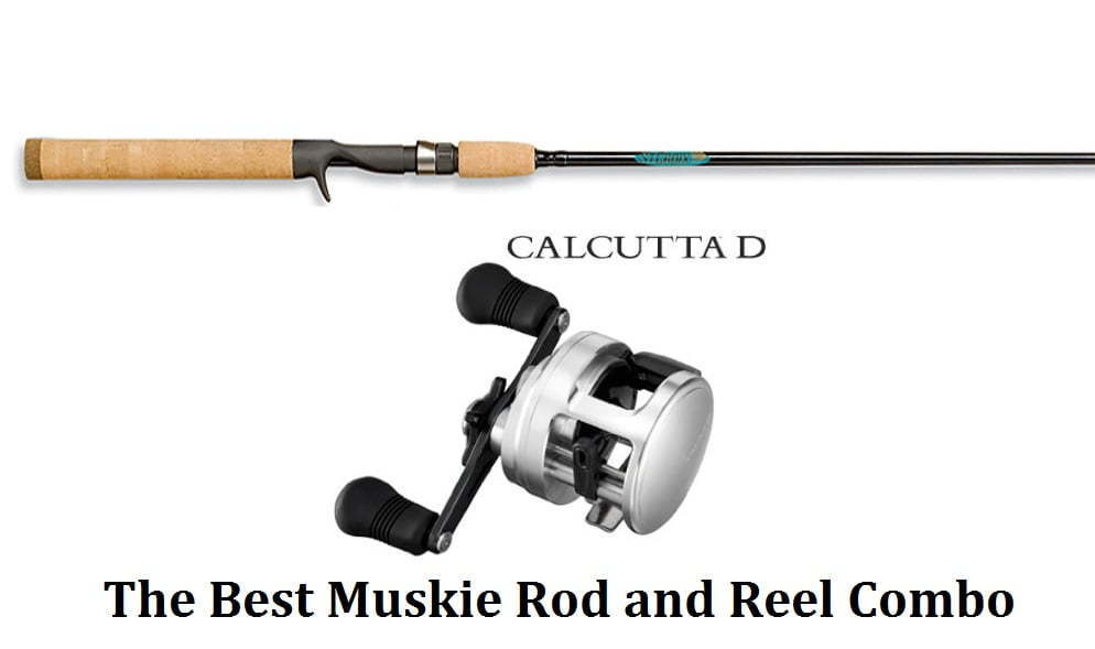 best muskie rod and reel combo reviews